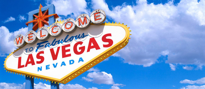 Las Vegas industry event – or London data store launch?